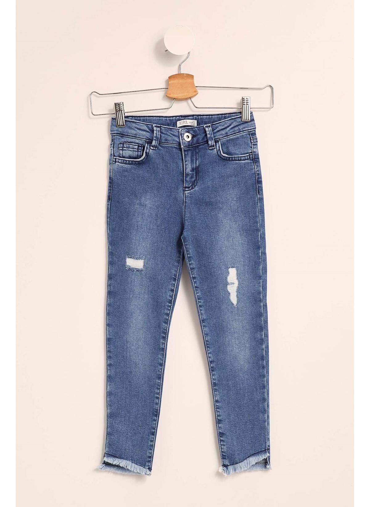 Defacto Pantolon K6389a619spbe394 Slim Fit Jean Pantolon – 69.99 TL